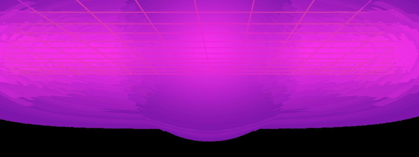Een grid met paarse lijnen